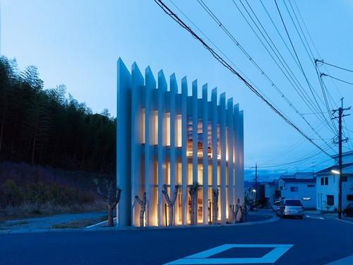 20161104161457 thiet ke nha 3 Bắt cước người Nhật thiết kế mặt tiền để ngôi nhà vừa thoáng lại vừa đẹp