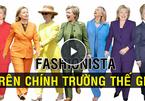 Gu thời trang đẳng cấp của Hillary Clinton
