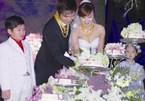 Đám cưới toàn vàng ròng: Cô dâu trĩu cổ, chú rể nặng tay
