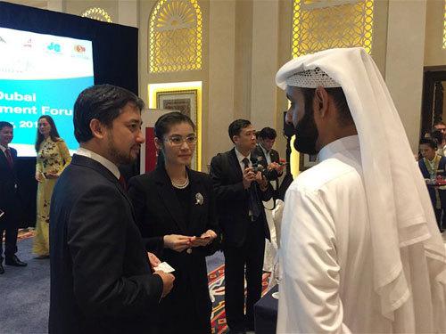 Tập đoàn Nam Cường gây ấn tượng tại Dubai