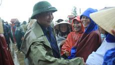 Tập đoàn Lộc Trời mong giúp bà con miền Trung có 'cần câu'