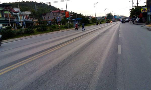 Quảng Ninh, quốc lộ 18, thanh tra quốc lộ 18, dự án cải tạo nâng cấp quốc lộ 18