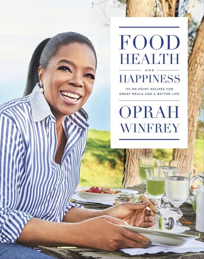 Oprah Winfrey ra sách dạy nấu ăn