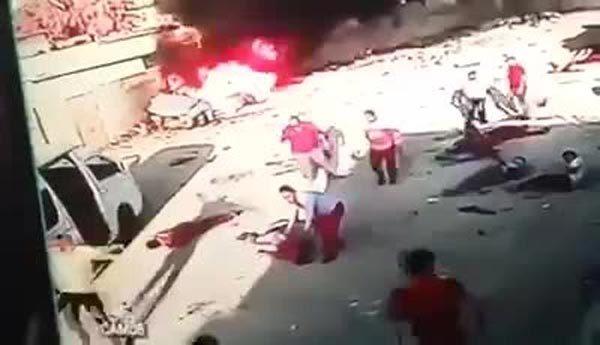 10 clip nóng: Cướp đè nữ nhân viên, dùng súng uy hiếp