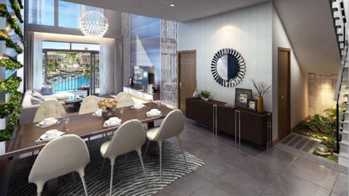 """""""Đã mắt"""" với 5 loại căn hộ tại toà A3 Vinhomes Gardenia"""