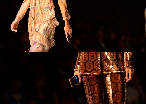 'Bản hòa tấu' thời trang, công nghệ từ NTK Công Trí