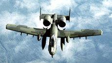Máy bay chiến đấu rơi bom trên đất Mỹ
