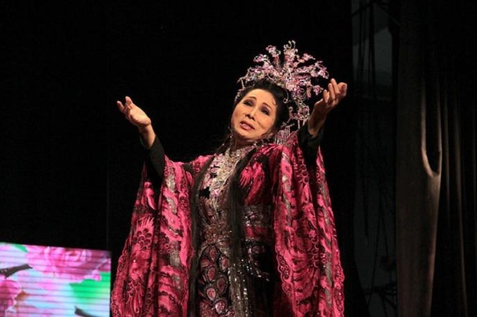 nghệ sĩ út bạch lan, nghệ sĩ út bạch lan qua đời, Bạch Tuyết, Minh Vương, Kim Tử Long