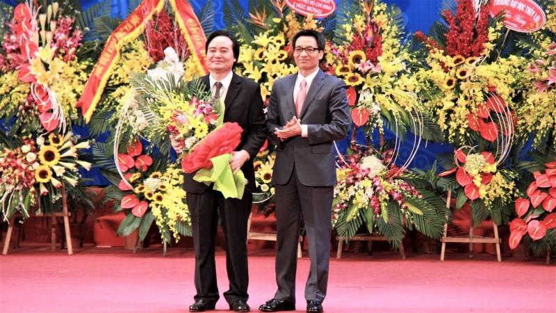 Độ tuổi trung bình của GS Việt Nam là hơn 57
