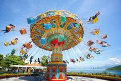 Hàng trăm triệu USD xây công viên vui chơi khắp Việt Nam