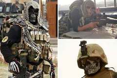 Bí ẩn 'đội quân vàng' khiến IS khiếp vía