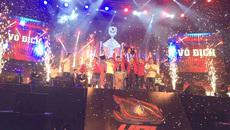 Vé dự giải Esports HPL Thế giới ở Việt Nam đã có chủ