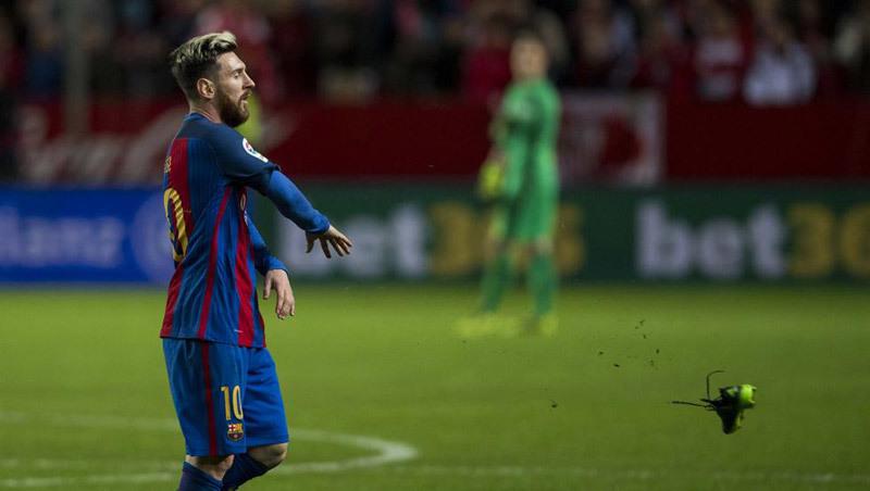 Messi, Lionel Messi, Barca, Sevilla vs Barca