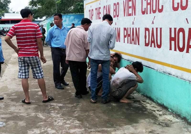 học viên cai nghiện, trốn trại, Đồng Nai, trại cai nghiện, cảnh sát