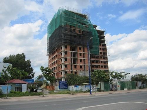 mua nhà chung cư, hợp đồng góp vốn, địa ốc Hoàng Quân, dự án căn hộ Cherry