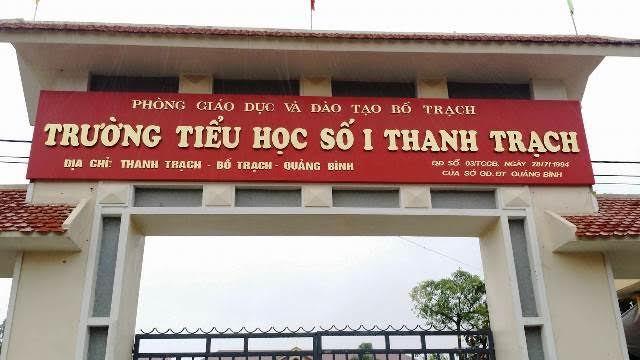 cô giáo, cô giáo tiểu học, Quảng Bình
