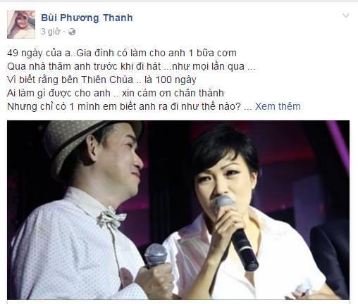 Phương Thanh chia sẻ những chuyện khó tin về Minh Thuận