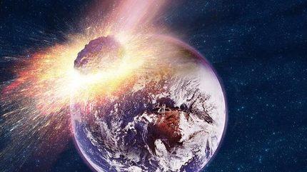 Điều gì xảy ra nếu thiên thạch đâm xuống nước Mỹ?