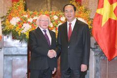 Ireland coi VN là đối tác ưu tiên trong hợp tác phát triển