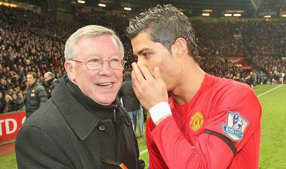 Cristiano Ronaldo, Ronaldo, MU, Sir Alex, Old Trafford