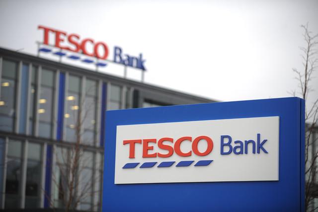 Ngân hàng trực tuyến, Ngân hàng Tesco, Tesco Bank,