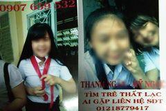 """Tìm thấy 3 nữ sinh Đồng Nai """"mất tích"""" ở Bình Phước"""