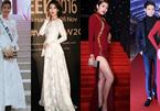 Hoa hậu Mỹ Linh 'mặc chung đồ' với Á hậu Thúy Vân