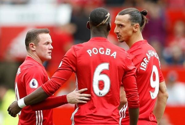 Mourinho, Smalling, Shaw, MU, Ngoại hạng Anh, Premier League