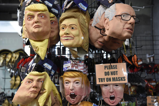 Các 'thày bói' đang nghiêng về Hillary hay Trump?