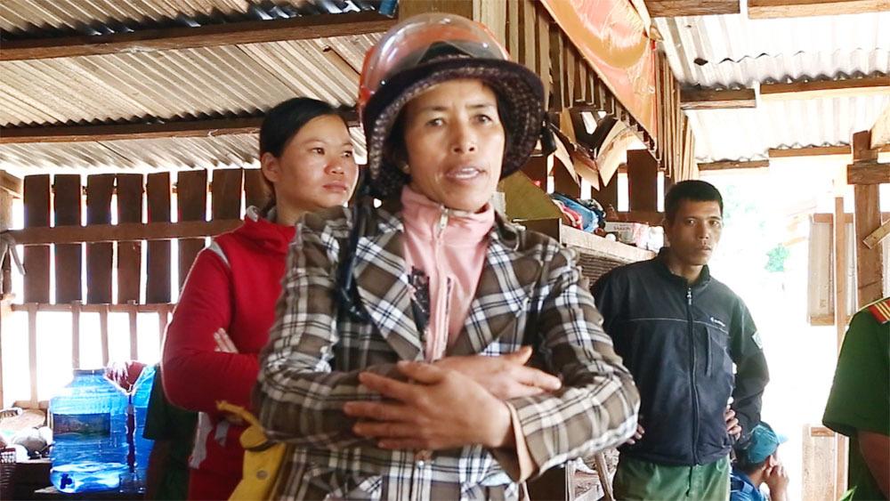 Đắk Nông, công ty Long Sơn, nổ súng 3 người chết