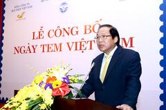 Ngày tem Việt Nam khẳng định vai trò lịch sử của con tem bưu chính