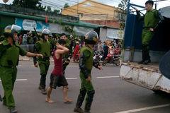 3 người cầm đầu vụ học viên đập phá, trốn trại bị bắt