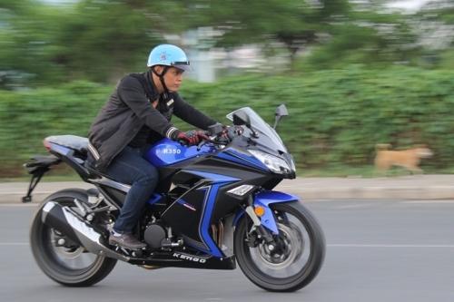 Cách chạy xe côn tay trong phố sao cho đúng?