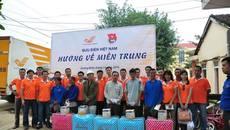 Bưu điện Việt Nam hướng về miền Trung sau lũ