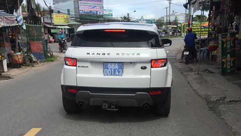 Lãnh đạo Kiên Giang sẽ không mượn xe tiền tỉ đi công tác