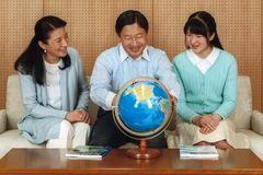 Công chúa Nhật Bản đi học trở lại sau nghỉ ốm dài ngày