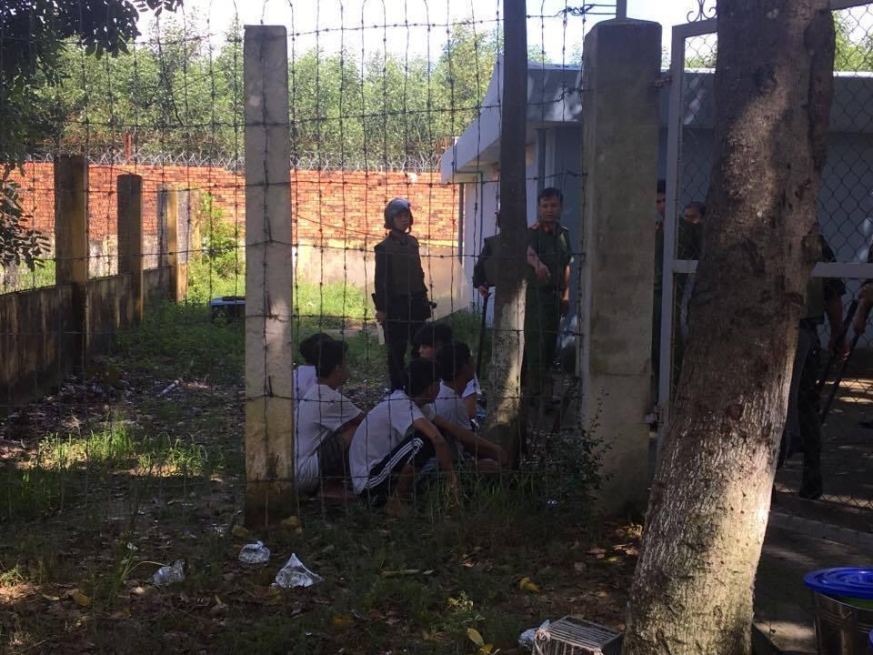 200 người nghiện đập phá, trốn trại ở Bà Rịa – Vũng Tàu