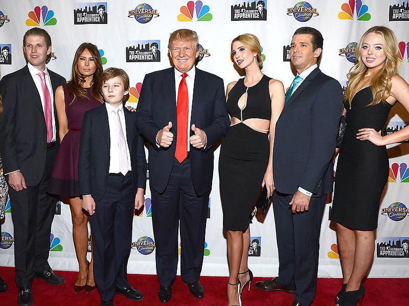 Tổng thống Mỹ, Tổng thống Mỹ Donald Trump, Donald Trump, tân Tổng thống Mỹ, dạy con, nuôi dạy con, nuôi con