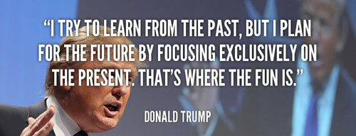Những câu nói truyền cảm hứng của Tổng thống Mỹ Donald Trump