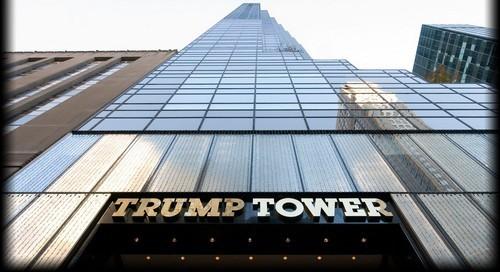 Tổng thống Mỹ, Donald Trump đắc cử Tổng thống Mỹ, biệt thự của Donald Trump