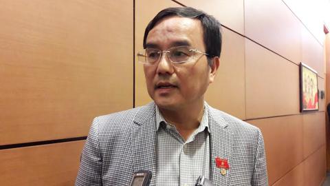 Chủ tịch EVN giải thích lý do dừng điện hạt nhân Ninh Thuận