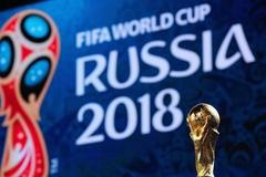 Lịch thi đấu vòng loại World Cup 2018 hôm nay