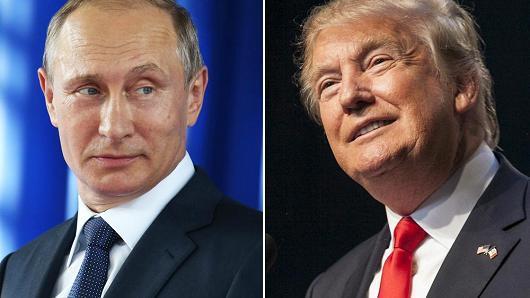 Putin nói gì về chiến thắng của Trump?