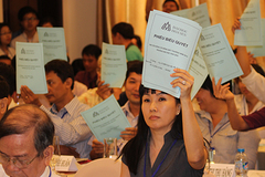 Công nhận HĐQT Trường ĐH Hoa Sen