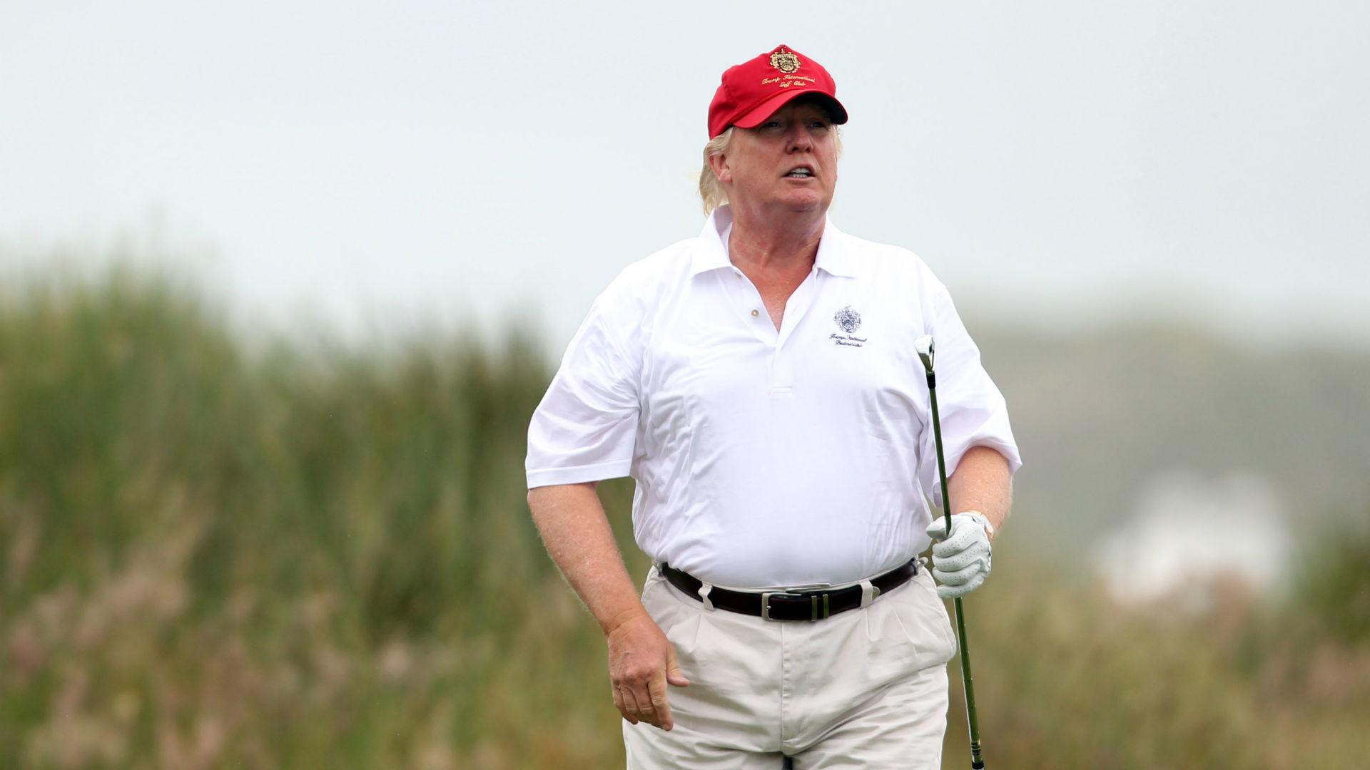 Donald Trump, Tổng thống Mỹ Donald Trump,