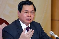 Bộ Nội vụ chuẩn bị báo cáo quy trình kỷ luật ông Vũ Huy Hoàng