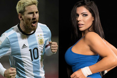 Hoa hậu vòng ba gạt bỏ quê hương, ủng hộ Messi