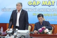 Đua thuyền Việt Nam chuẩn bị sớm cho Olympic 2020