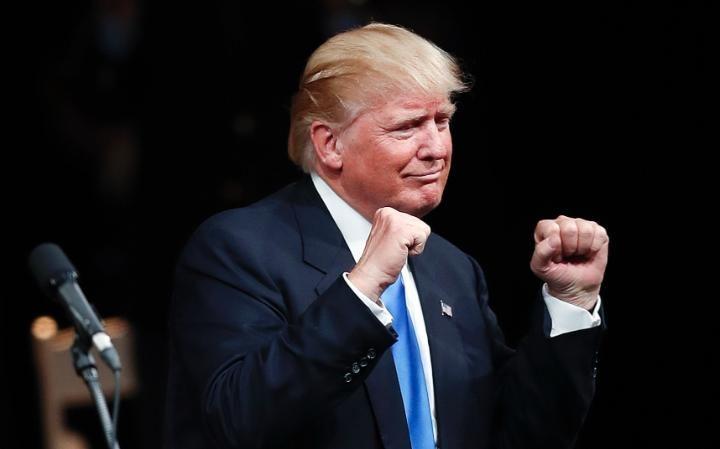 bầu cử tổng thống mỹ 2016, Donald Trump, tong thong My 2016