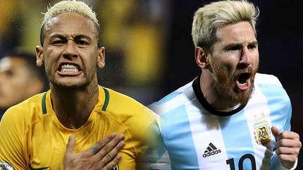 Messi mất tích, Neymar bùng nổ cùng điệu samba